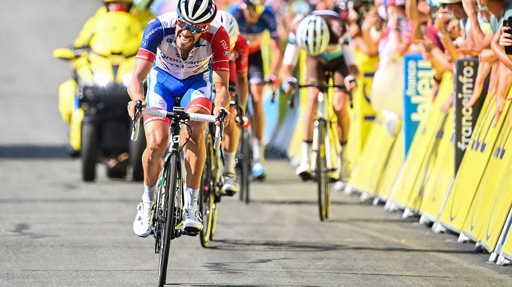 Thibaut Pinot, Groupama-FDJ, Tour de France 2020, Tour de France