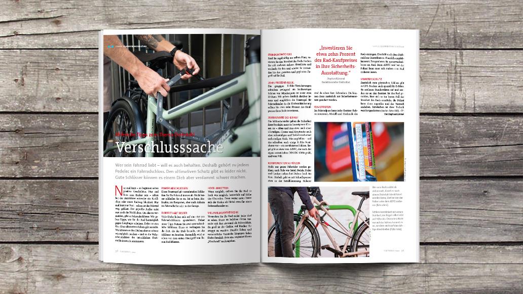 Kaufberatung: Das richtige Fahrradschloss