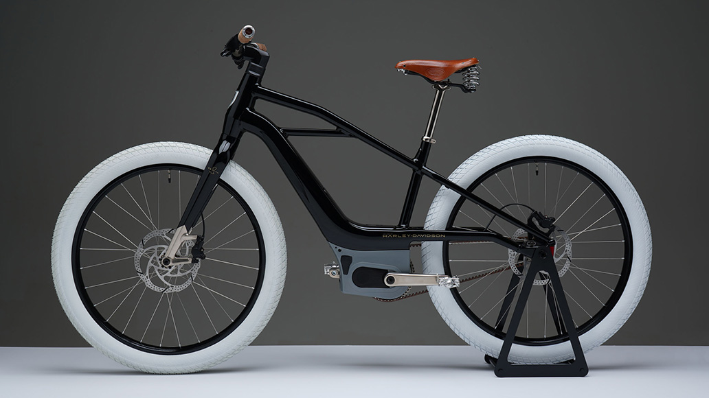 Harley Davidson, E-Bike, Serial 1