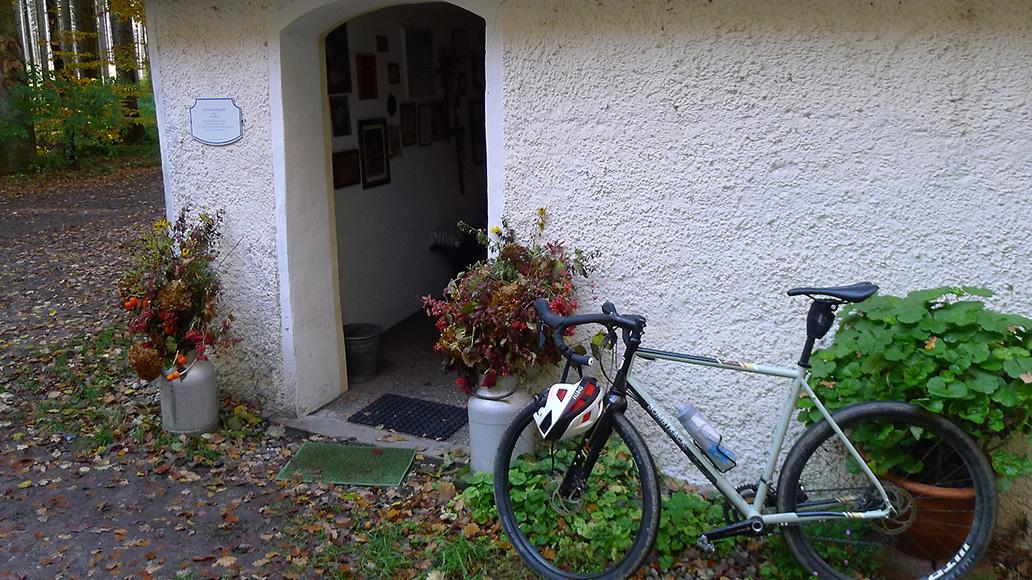 Heilige Corona, Tagestour, Radtour, Radfahren