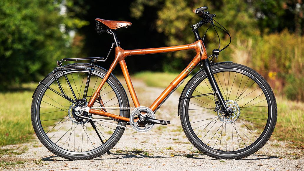My Boo My Yonso, Umweltfreundliche Fahrräder, Test