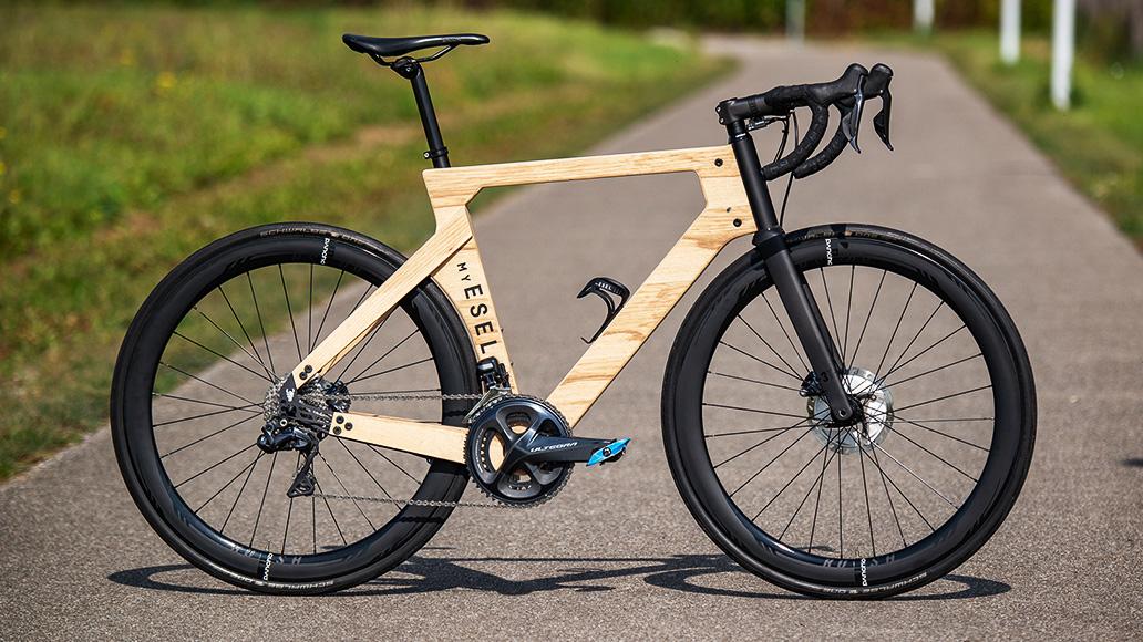 My Esel RennEsel, Umweltfreundliche Fahrräder, Test