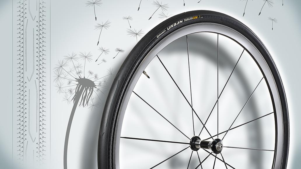 Continental, Reifen, Fahrrad, Urban Taraxagum