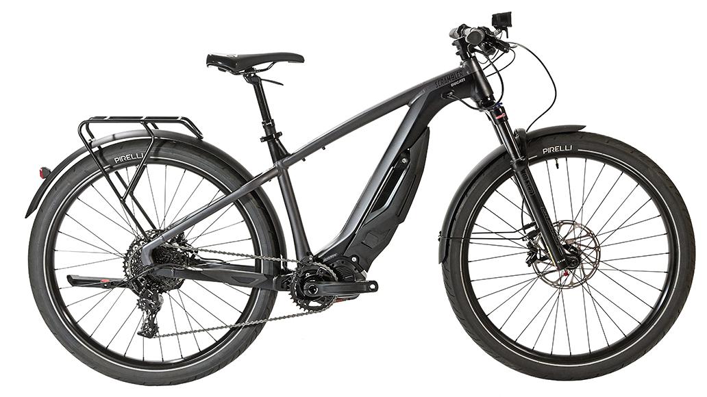 Ducati, Thok, E-Bike, Radfahren, E-MTB