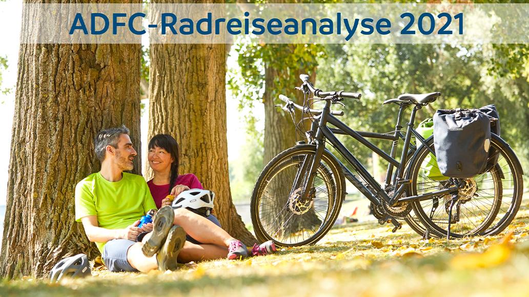 ADFC, Radreise, Umfrage, Radfahren, E-Bike