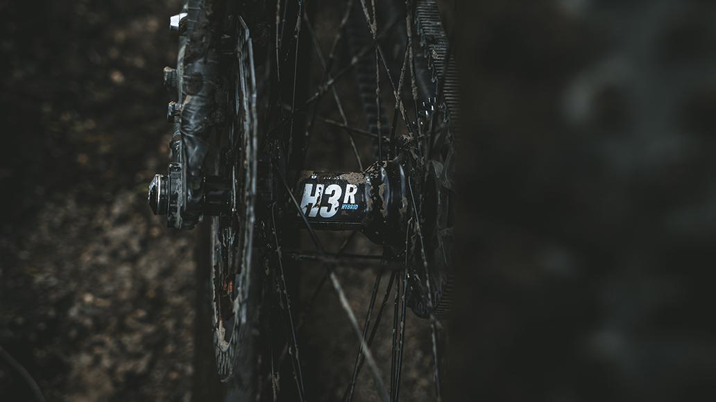 Pinion, Radfahren, Hinterradnabe, DT Swiss