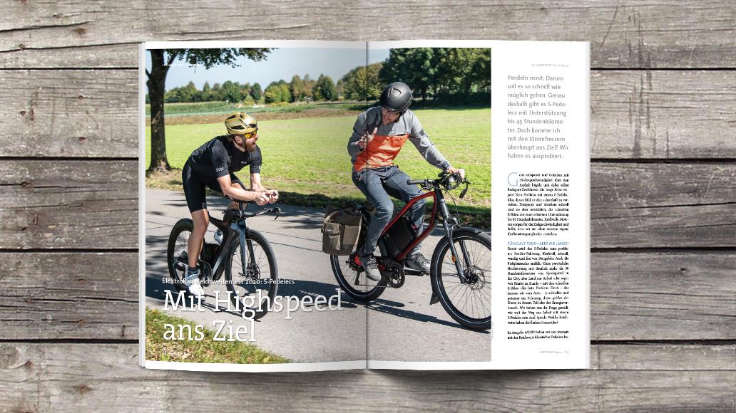Das S-Pedelec: Das ideale Pendlerbike?!