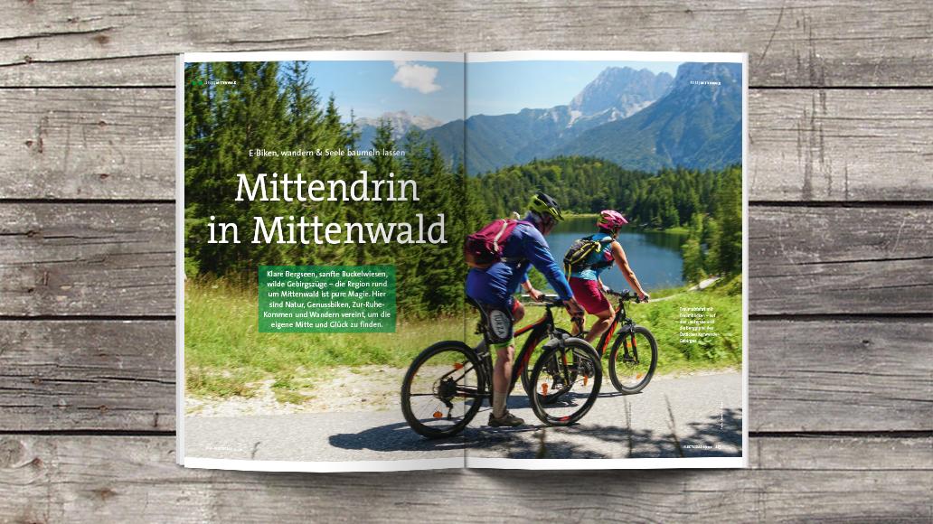 Reise: Mittenwald im Karwendel
