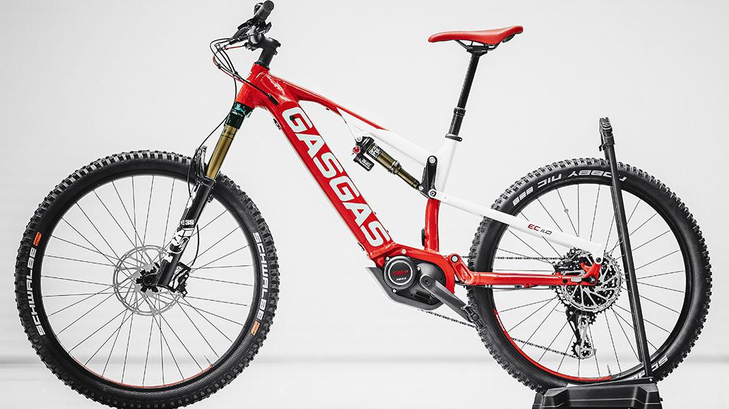 GasGas, E-MTB, E-Bike, Radfahren, Mountainbike