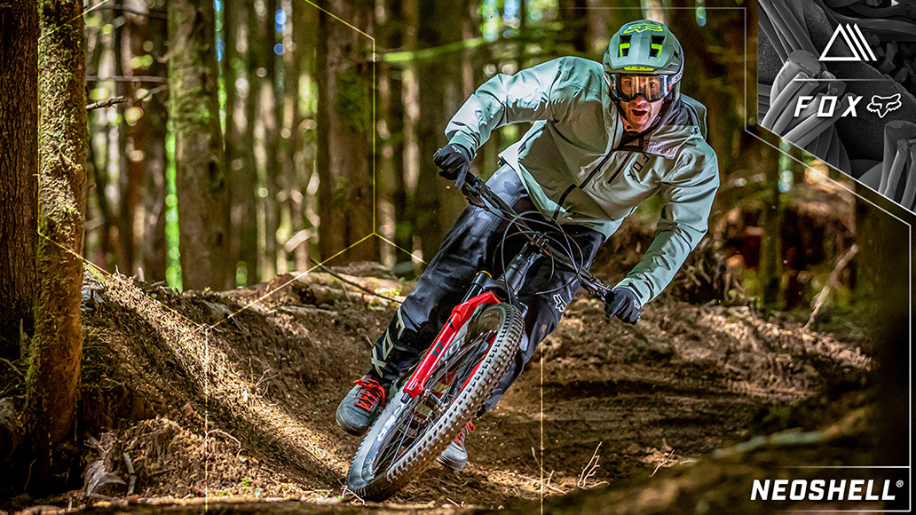 Polartec, Fox Racing, Mountainbike, Radfahren