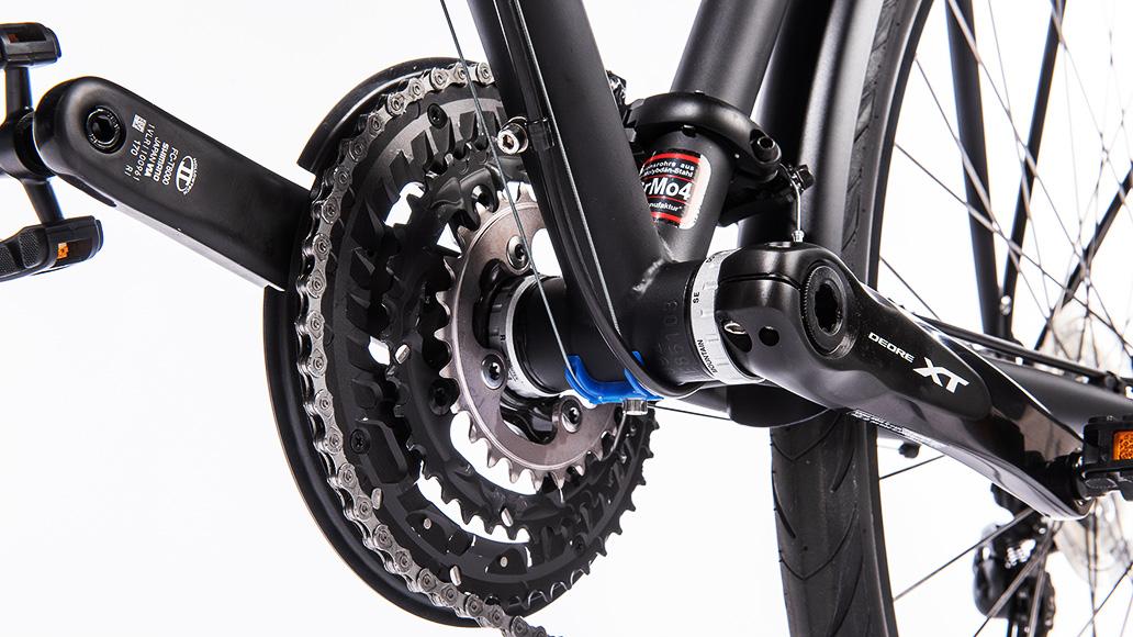 VSF Fahrradmanufaktur T-700, Test, Megatest, Trekkingrad, Kaufberatung