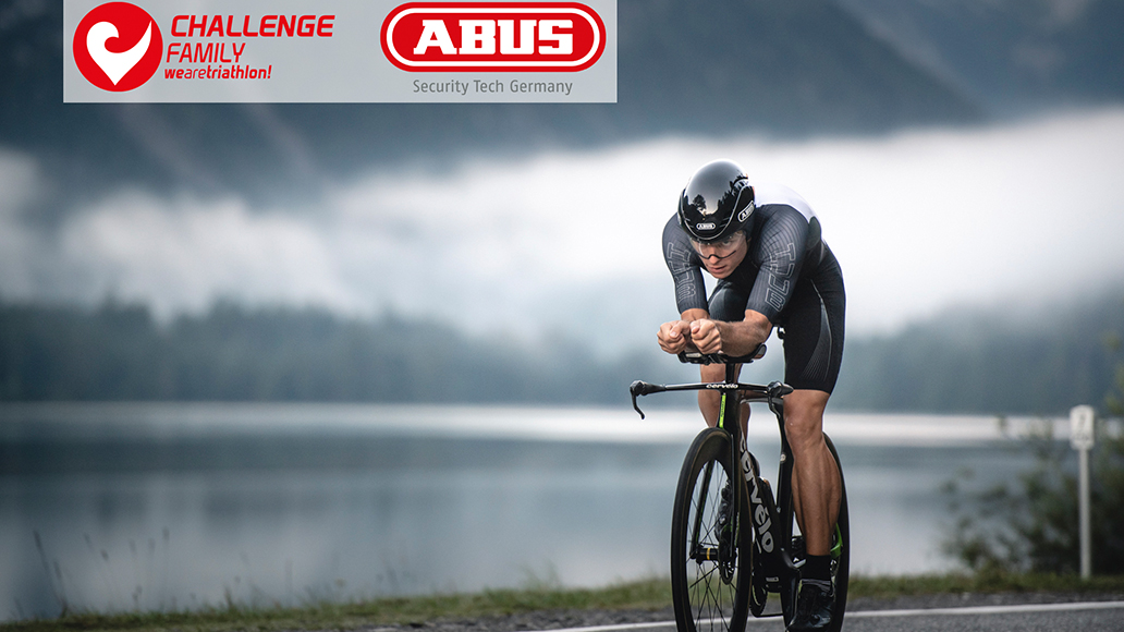 Abus, Challengefamiliy, Radfahren, E-Bike