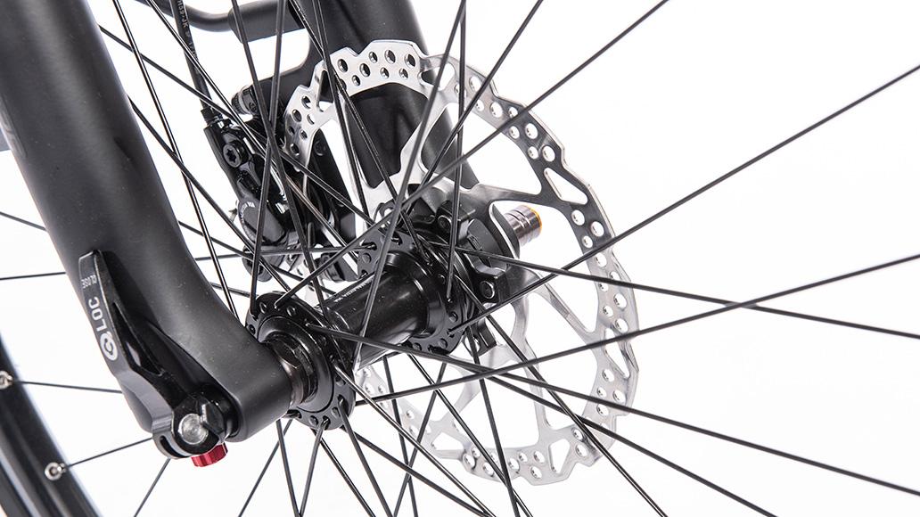 Bergamont E-Ville Pro Belt Premium, Test, E-Bike, E-Bike-Test, Kaufberatung