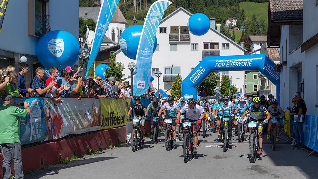 E-Bike, World Cup, Radfahren, Ischgl, Weltmeisterschaft