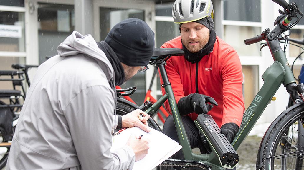 ElektroRad-Test, E-Bike Test 2021, Test