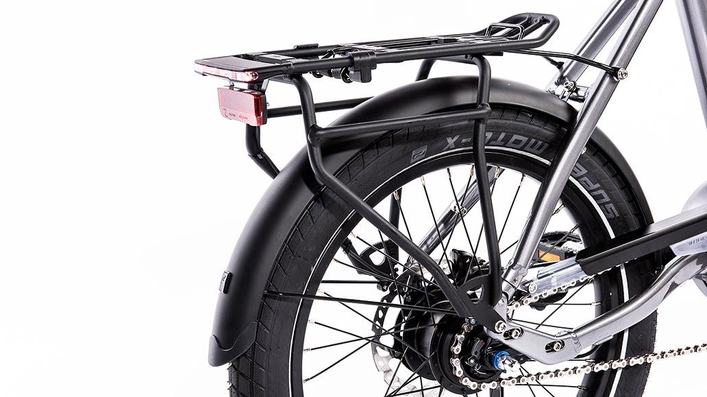 Falter E Compact 1.5 RT, Kompaktrad, Test, E-Bike, E-Bike-Test, Kaufberatung