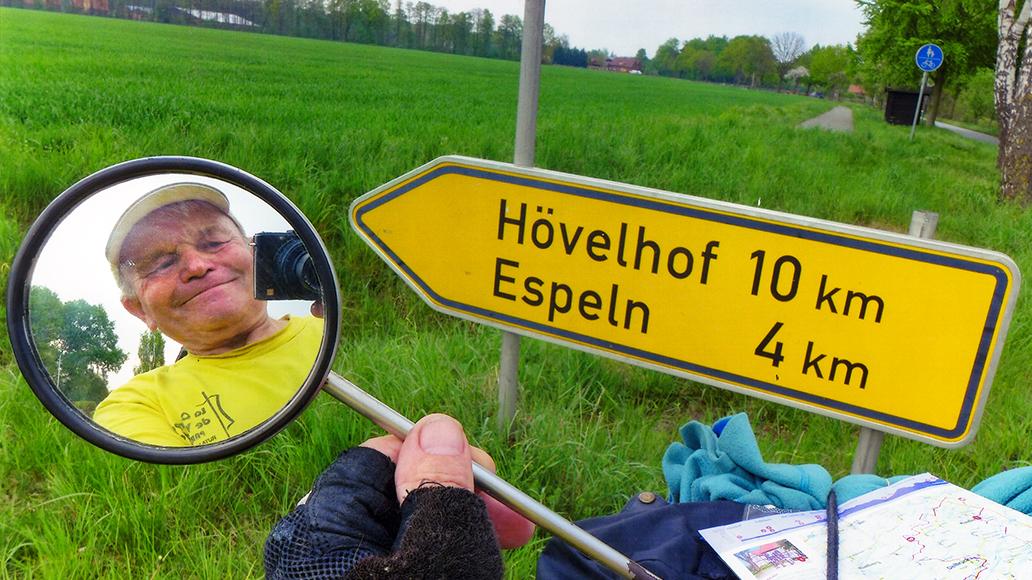Heinz Stücke, Weltreise, Radfahren, Fahrrad, Globetrotter