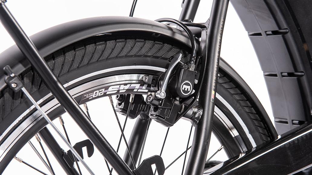 "Prophete Urbanicer City E-Bike 20"" 20.ETU.10, Test, Kompaktrad, E-Bike, E-Bike-Test, Kaufberatung"
