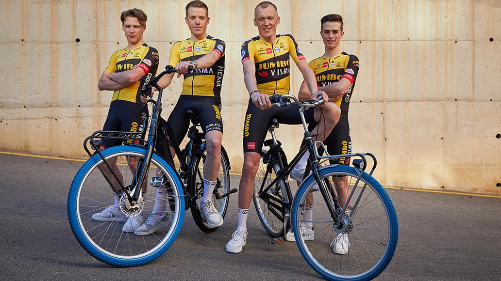 Swapfiets, Jumbo Visma, Radfahren, Radsport