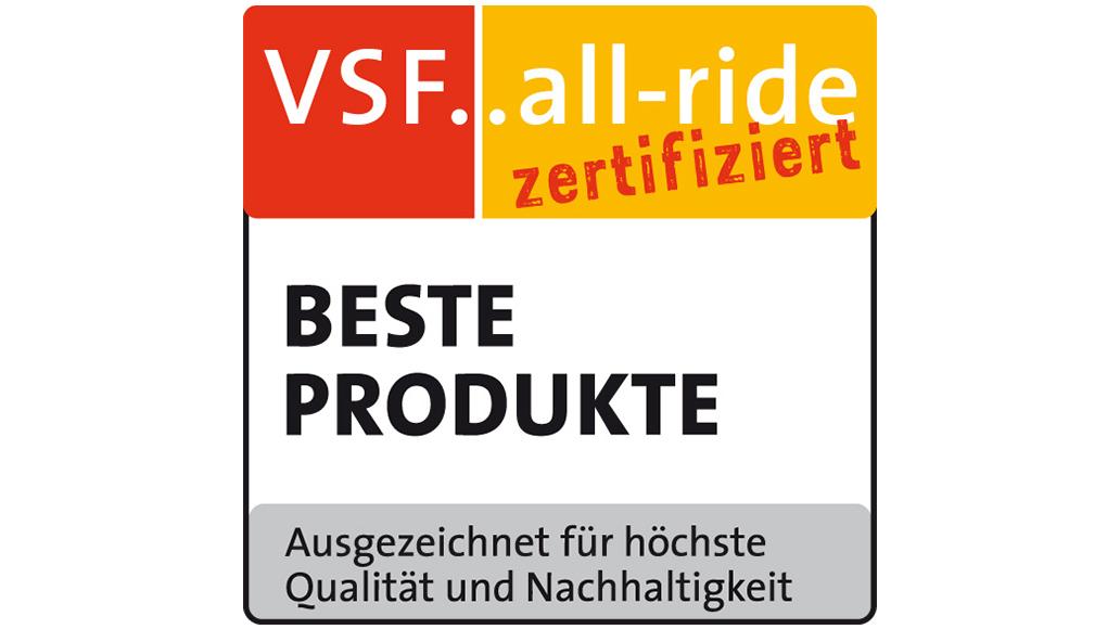 VSF, Produktzertifizierung, Radfahren, E-Bike