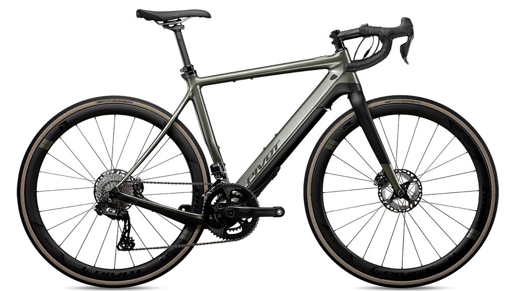 Pivot, E-Gravelbike, E-Bike, Radfahren