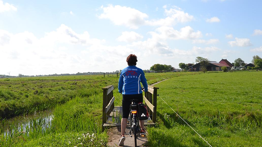 Bike Boat Tours, Friesland, Radreise, Fahrrad, Nordsee, Radfahren