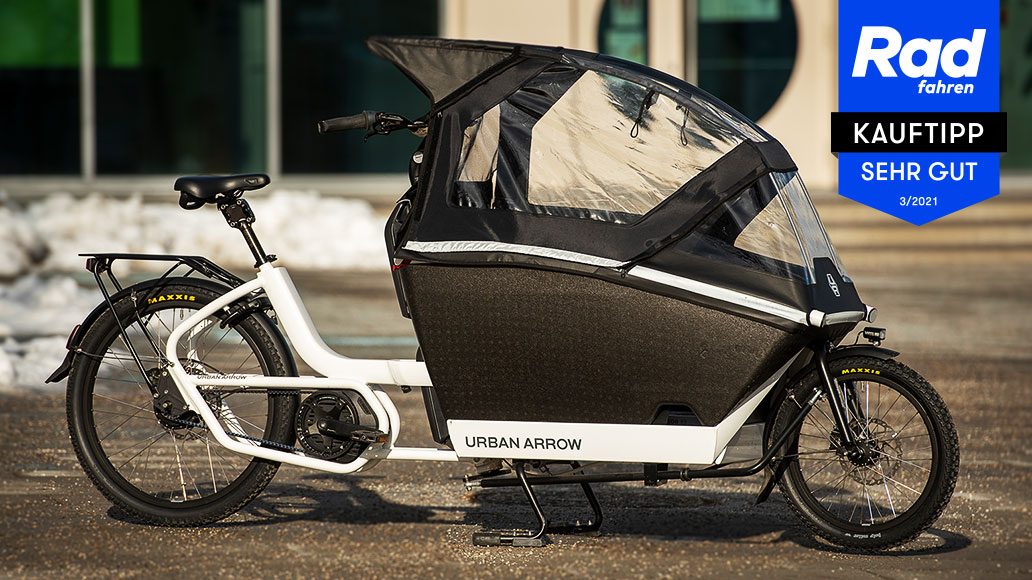 Urban Arrow Family, Test, Kaufberatung