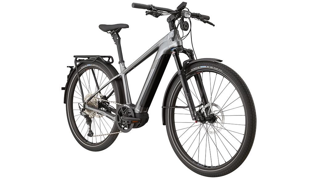 Cannondale, Tesoro Neo X Speed, S-Pedelec, E-Bike, Radfahren