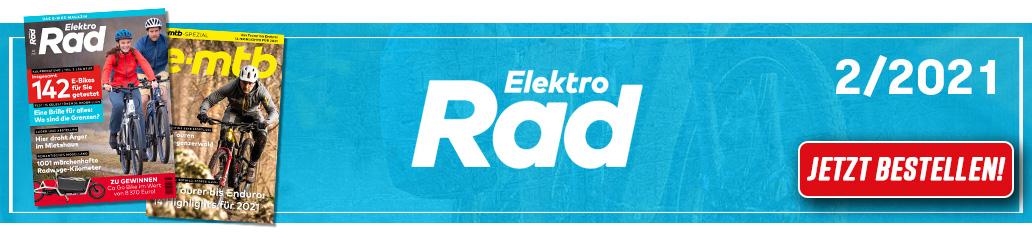 ElektroRad 2/2021, Banner, Ausgabe