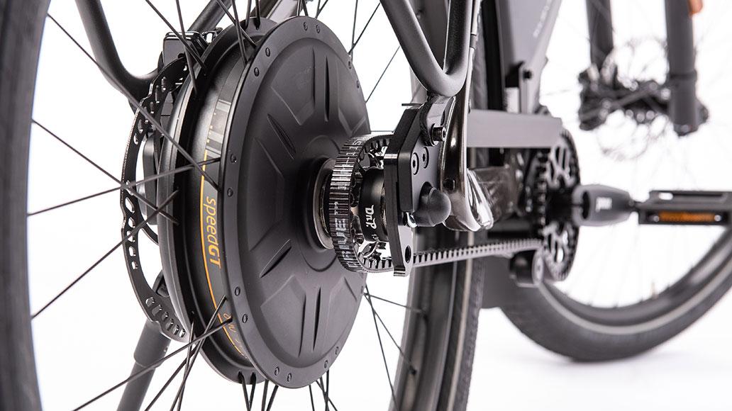 Klever X Speed Alpha, Test, S-Pedelec, E-Bike, E-Bike-Test, Kaufberatung