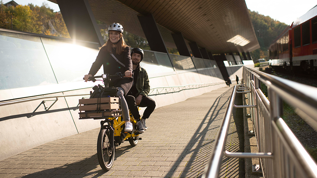 Schwalbe, Cargobikes, Lastenräder, Reifen, Pick up, Radfahren, E-Bike