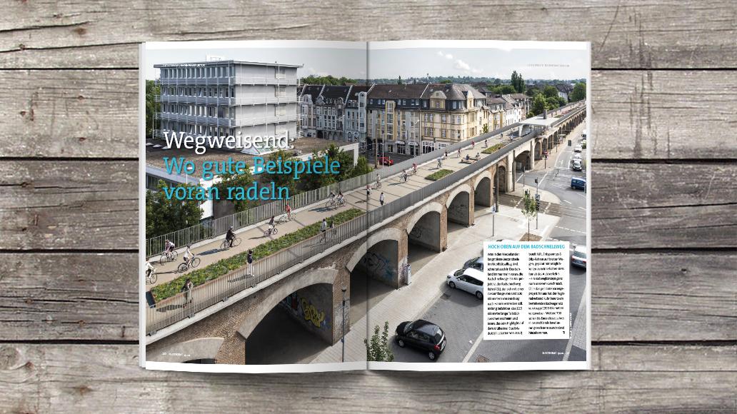 ADFC-Fahrradklimaindex: Kommunen im Fokus