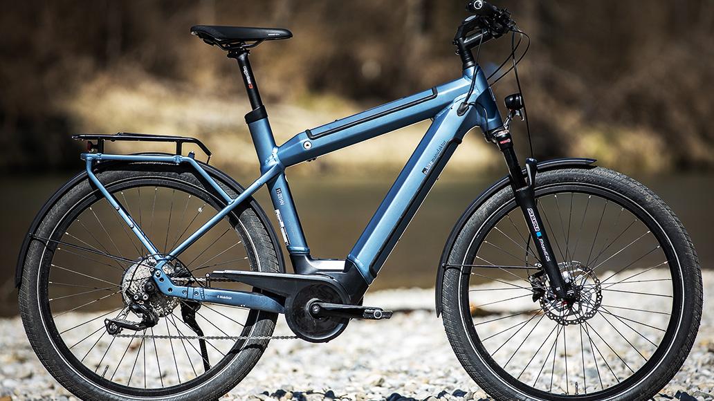 e-bikemanufaktur 15ZEHN EXT, Test, E-Bike-Test, XXL-Räder, Kaufberatung