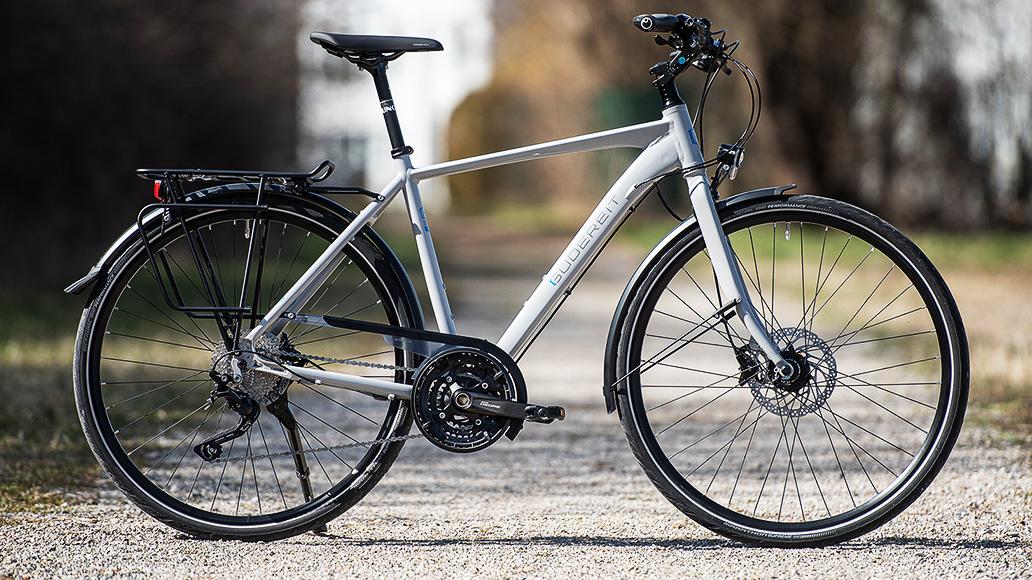 Gudereit SX70 Evo, Trekkingräder, Trekkingrad-Test, Test, Kaufberatung
