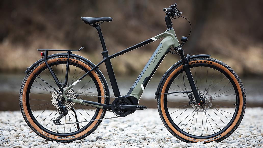 Kalkhoff Entice 5.B Advance+, XXL-Räder, Test, E-Bike, E-Bike-Test