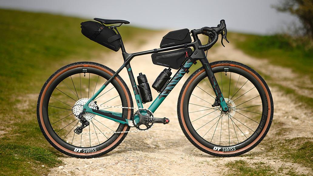 Canyon, Gravelbike, Radfahren, Fahrrad