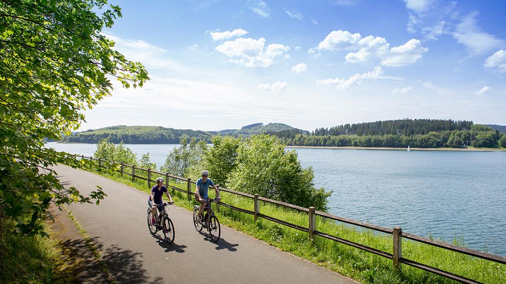 Sauerland, Radreise, Radurlaub, E-Bike, Radfahren
