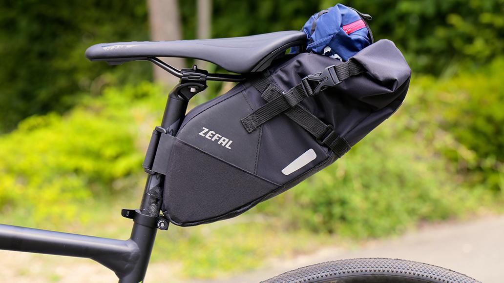 Zéfal, Bikepacking, Radfahren