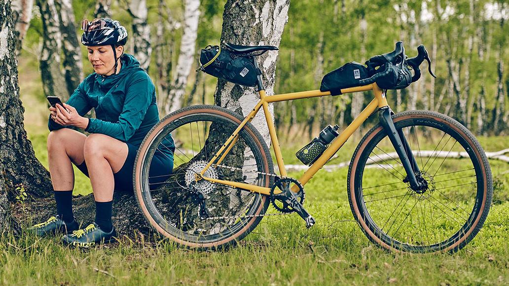VSF Fahrradmanufaktur, Radfahren, Gravelbike, Fahrrad, Radtour, Bikepacking
