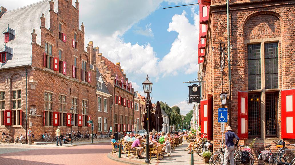 Doesburg, Hanseradweg