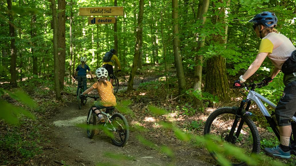 Eulenhof Trail, RideTime GmbH, Deuter, Radfahren, E-Bike