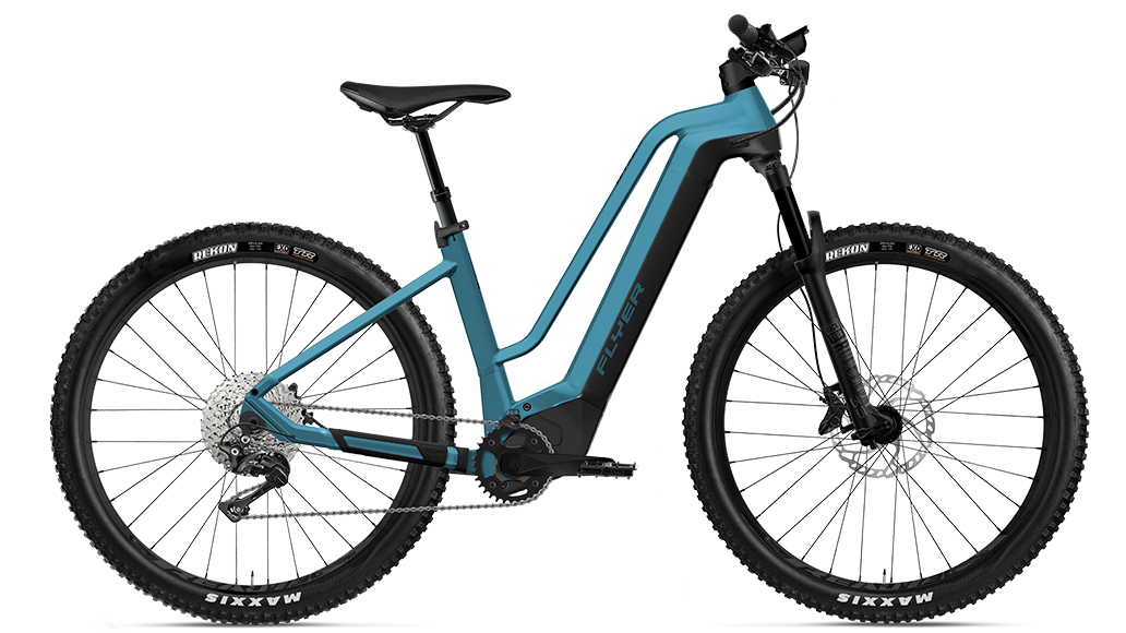 Flyer, Goroc2, E-Bike, Radfahren, Fahrrad
