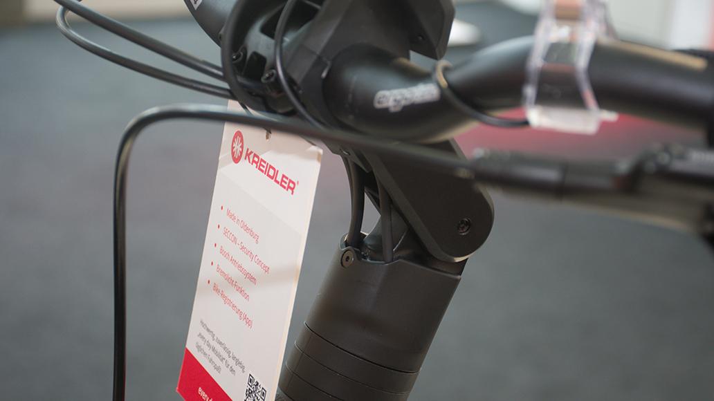 Kreidler, Fahrrad, E-Bike, Radfahren