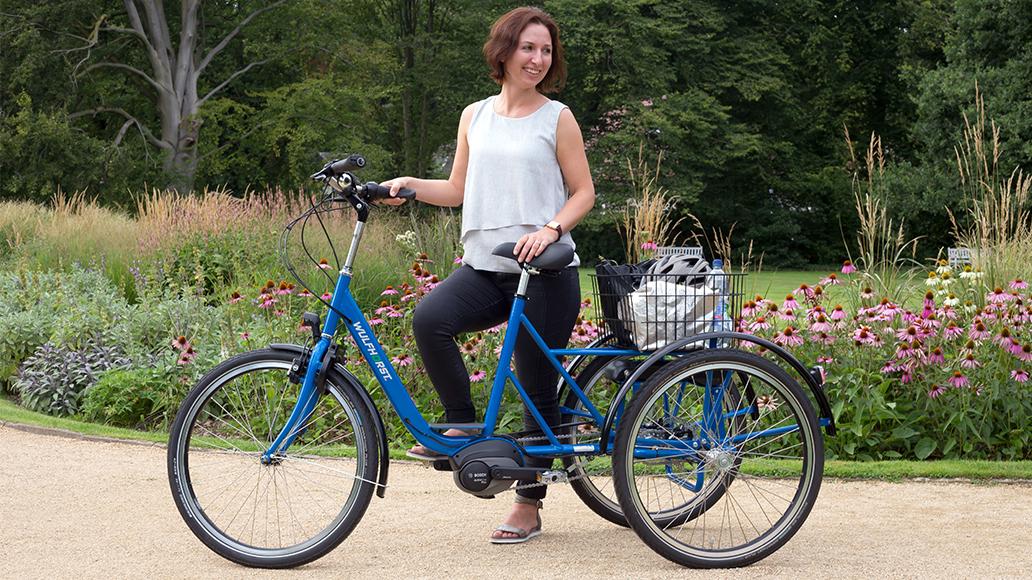Reha-BIkes, Spezialrad, E-Bike, Handicap, Radfahren