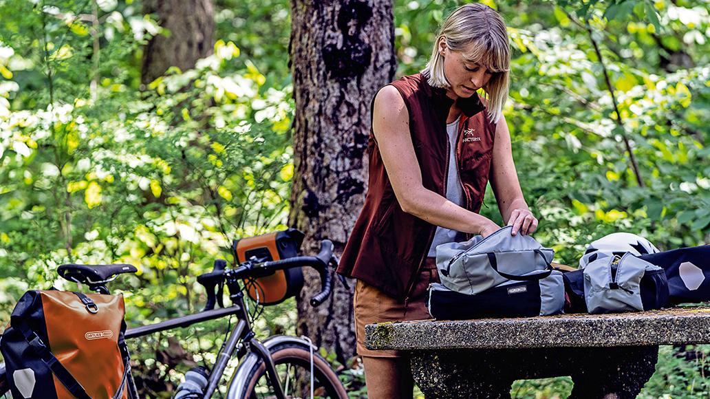 Radreise, Radfahren, Planung, E-Bike, Fahrradtour
