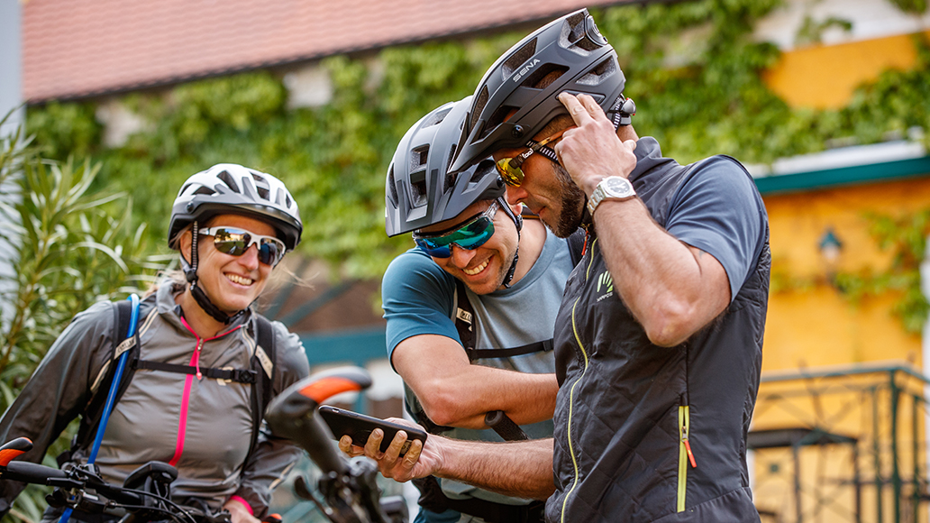 Sena, Fahrradhelm, Radfahren, Sicherheit, E-Bike, Radtour