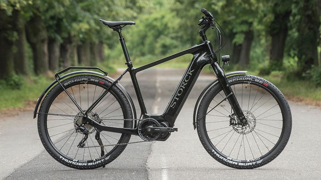 Storck Urban CTS, Leichtgewichte, E-Bikes, E-Bike-Test, Test