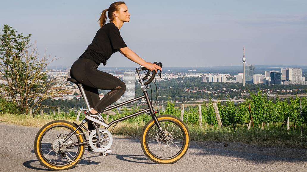 Vello Bike, Gravelbike, Radfahren, Fahrrad, Faltrad