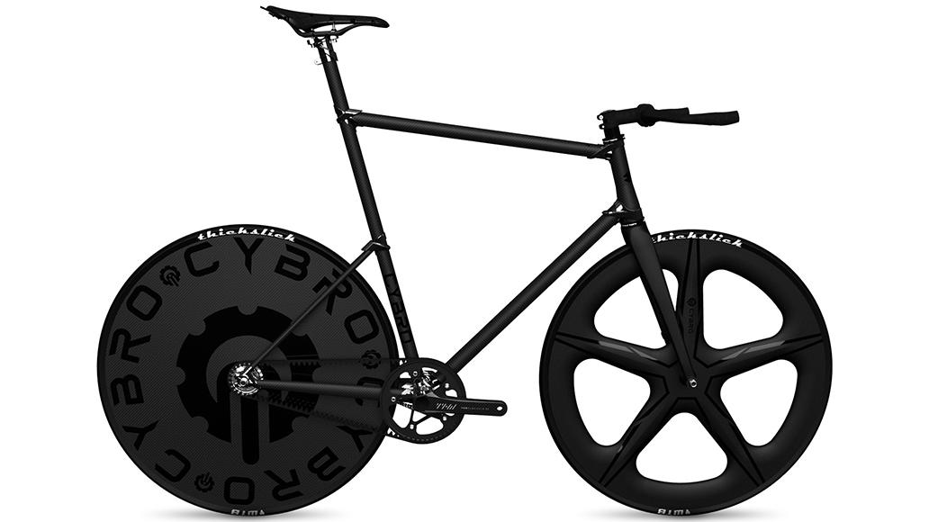Cybro Bikes, Radfahren, Fahrrad, Carbon, Gravelbike, Rennrad