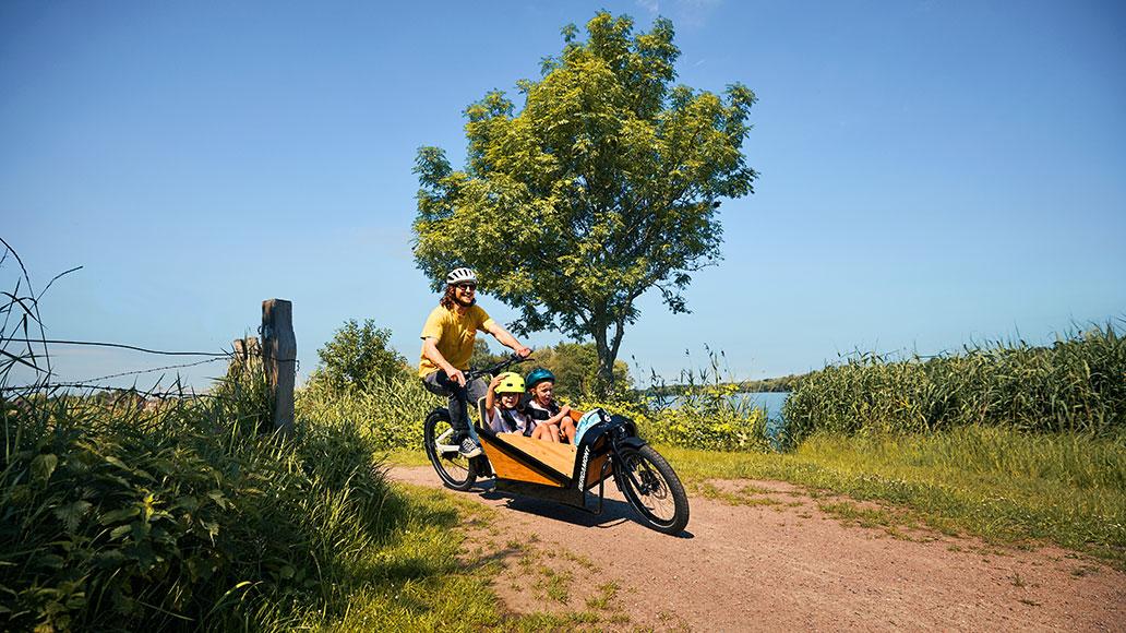 Lastenrad, Cargobike, Radfahren, E-Bike, Verkehrswende